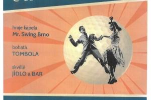 Swingový ples, Prštice, 8. 2. 2020