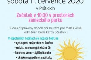 Společně a hravě na prázdniny v Pršticích, 11.6.2020
