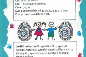 Rukodělné aktivity pro děti